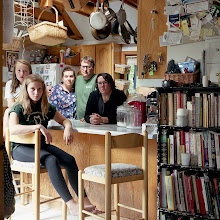 Photo: title: Mo, Parnell, Maeve, Grace, Siobhan Terry, Gorham, Maine date: 2013 relationship: friends, met through Chicky Stoltz years known: 5-10