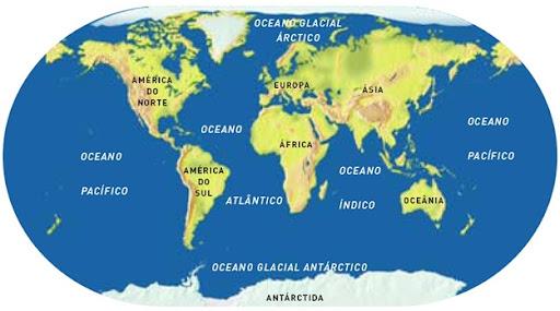 Fotografia da Terra (planificada)