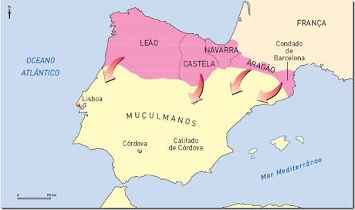 Reinos cristãos da Península Ibérica, nos inícios do século XI