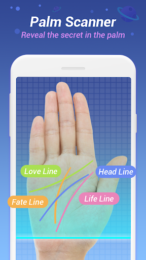 Palmistry Master screenshot 1
