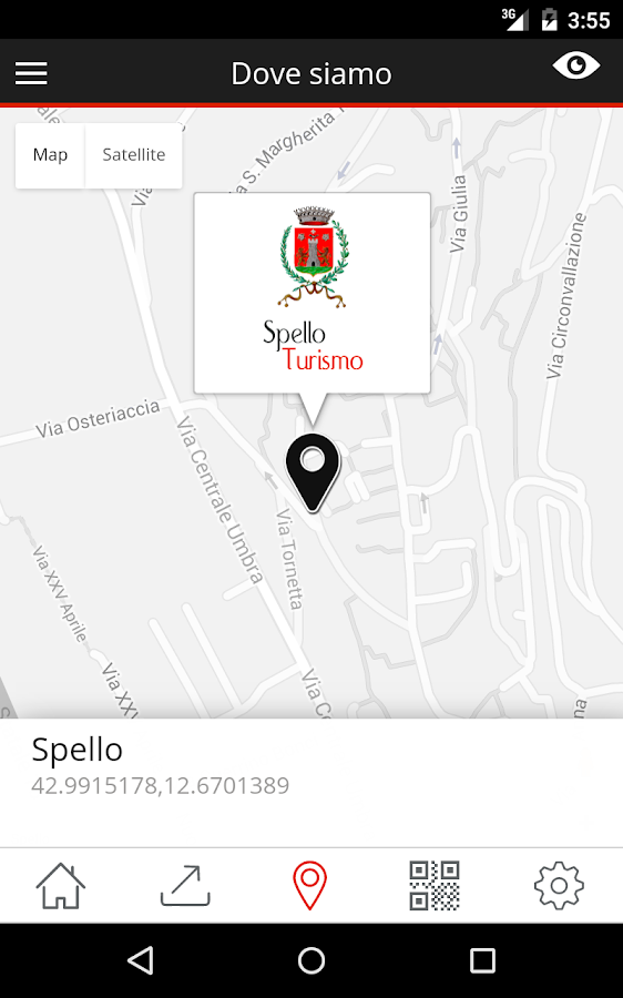 Spello Turismo- screenshot