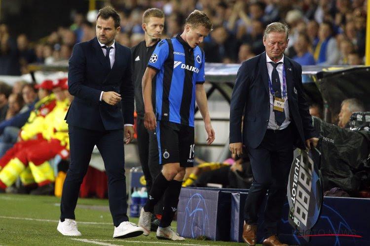 Titulaire en C1 avec Bruges, il aurait pourtant pu rejoindre un autre club belge