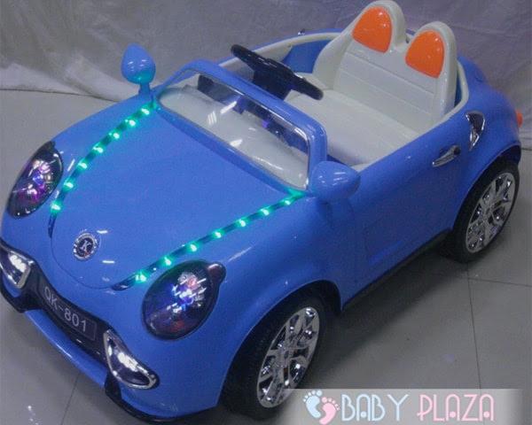 Xe hơi điện trẻ em QK-801 6