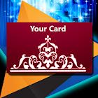 Make Unique Visiting Card icon