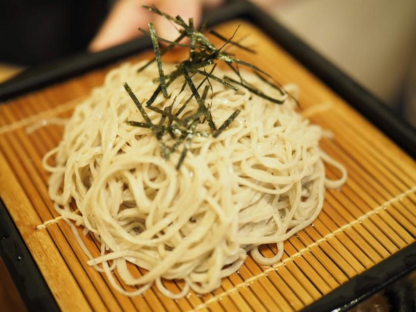 信州八ヶ岳産蕎麦