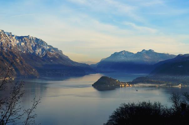 Il lago d'inverno di kyra