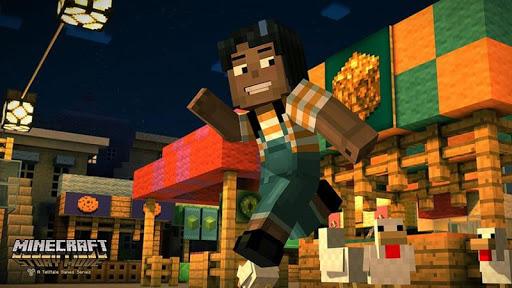 Story Ideas - Minecraft