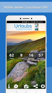 urlaubs countdown apps bei google play. Black Bedroom Furniture Sets. Home Design Ideas
