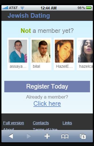 Jewish Dating singles