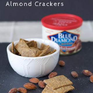 Smokehouse Almond Crackers.