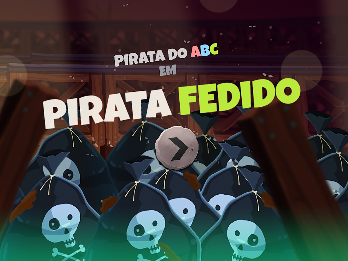 Pirata Fedido- screenshot