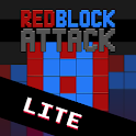 Red Block Attack Lite icon