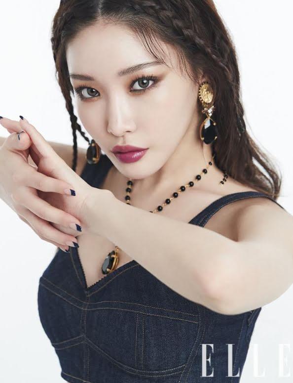 chungha makeup 10