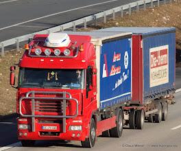 Photo: Der klassische Lastzug aus Olpe .-)     -----> just take a look and enjoy www.truck-pics.eu