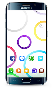 Launcher & Theme for Huawei Mate 10 1.0.0 (MOD + APK) Download 1