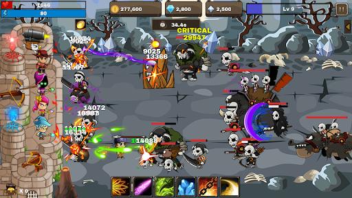 Final Castle : Grow Castle screenshots 5