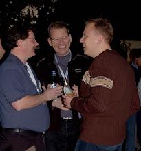 Photo: Dog Schaefer, Michael Scharf and Gunnar Wagenknecht