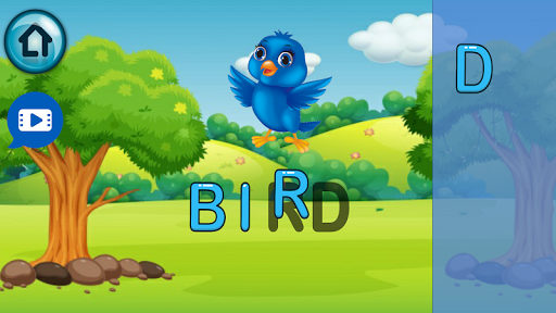 Learning English Puzzle Game for Kids screenshots 1