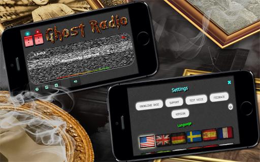 paranormal ghost evp/cem radio apk