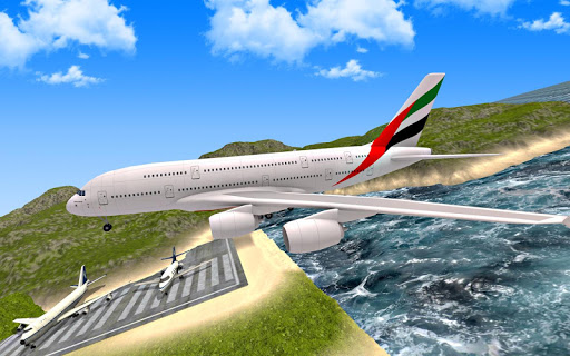 Airplane Fly 3D : Flight Plane 2.5 screenshots 3