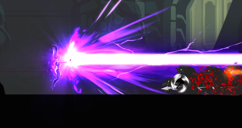 Shadow of Death: Dark Knight - Stickman Fighting Screenshot 2