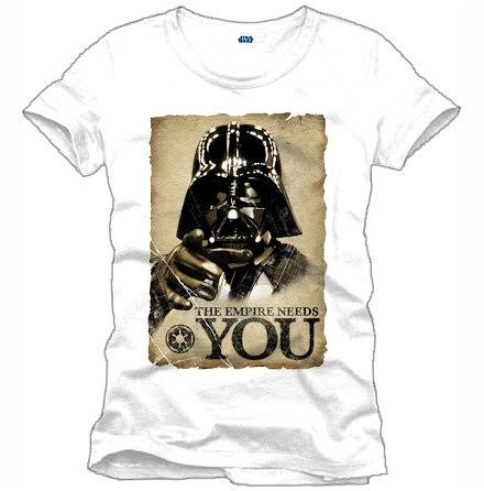 T-Shirt - The Empire Vit
