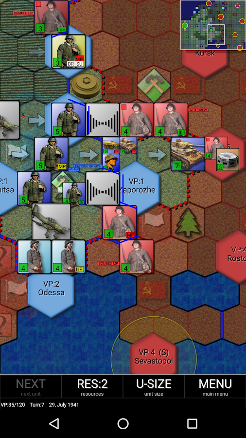 Operation Barbarossa LITE- screenshot