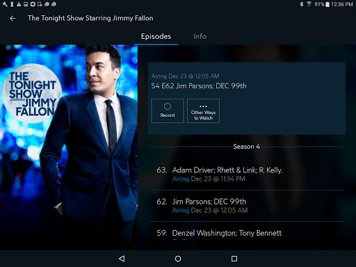 Spectrum TV Screenshot