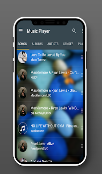 Download Wamp Music Player - Music Equalizer APK latest