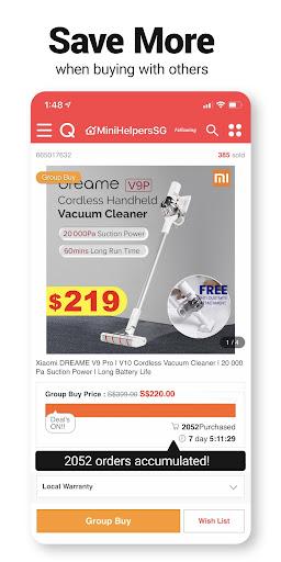Qoo10 - Best Online Shopping 5.5.2 Screenshots 5
