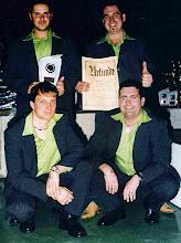 Photo: 2005: 4. Bayerischer Meister Mannschaft verbaut