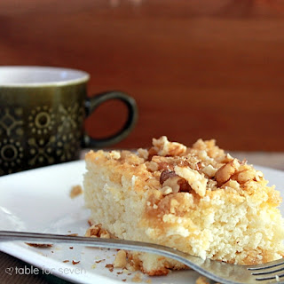 Cake Mix Cinnamon Coffee Cake.