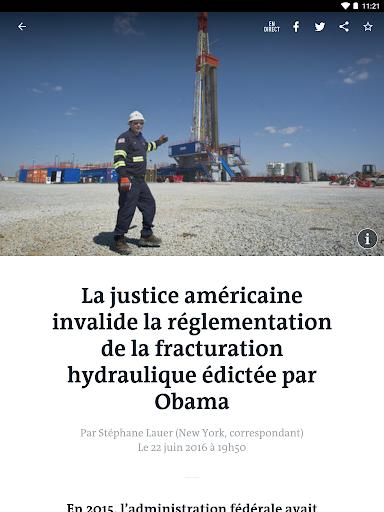 Le Monde, l'info en continu screenshot 10