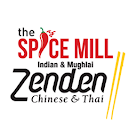 Zenden express and The spice mill, Vasant Kunj, New Delhi logo