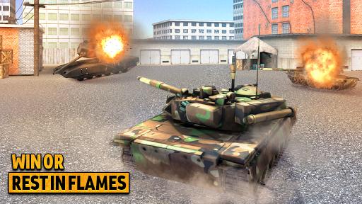 Iron Tank Assault : Frontline Breaching Storm 1.1.18 screenshots 6