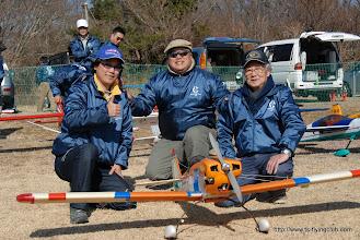 Photo: F山さんも登場して仲良し3人組の出来上がり