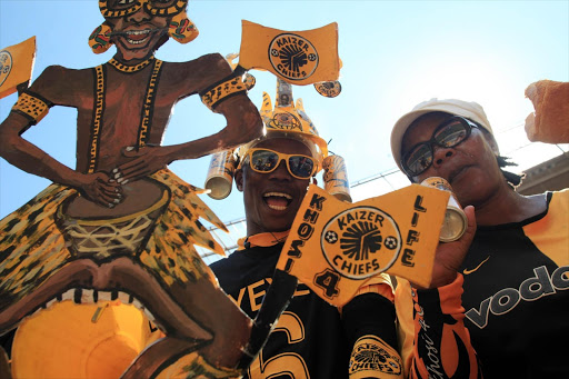 Kaizer Chiefs supporters. Picture: SUPPLIED