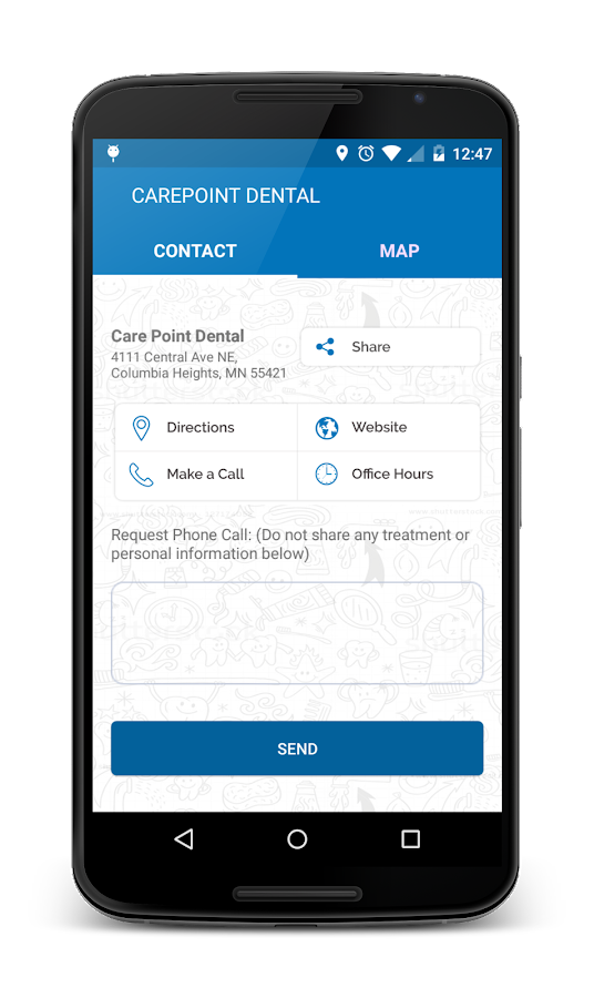 Care Point Dental:Dr Salad DDS- screenshot