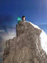 Photo: More fake climb