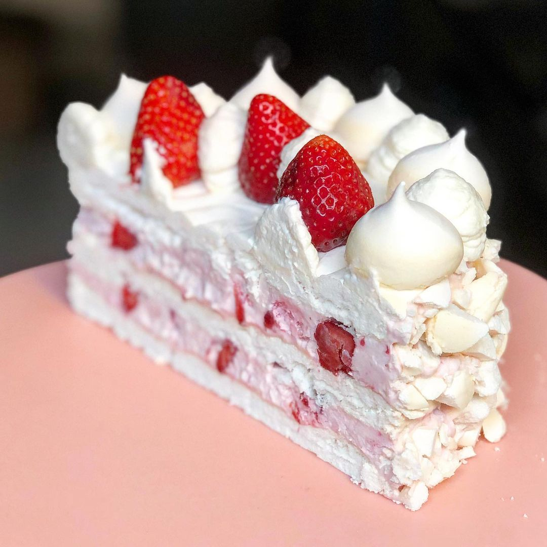 Meringata cake