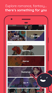 Tapas – Comics, Novels, and Stories- screenshot thumbnail
