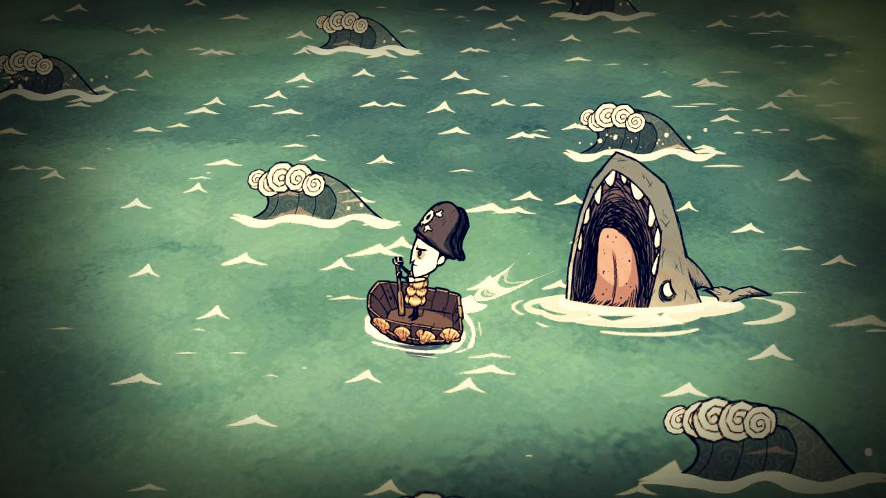 Don't Starve: Shipwrecked (Unreleased)- screenshot