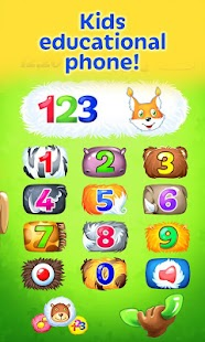 Baby Phone - Fun Game for Kids- screenshot thumbnail