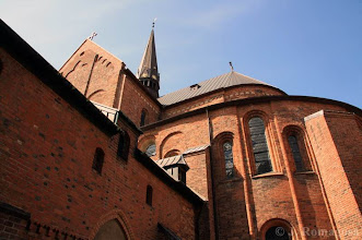 Photo: Domkirke - Roskilde Cathedral