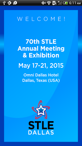 2015 STLE Annual Meeting