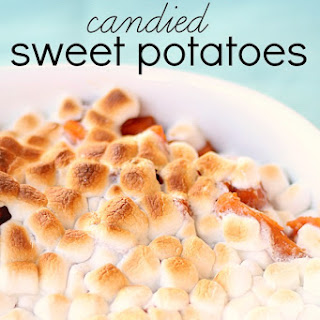 Candied Sweet Potatoes With Orange Juice And Marshmallow Recipes