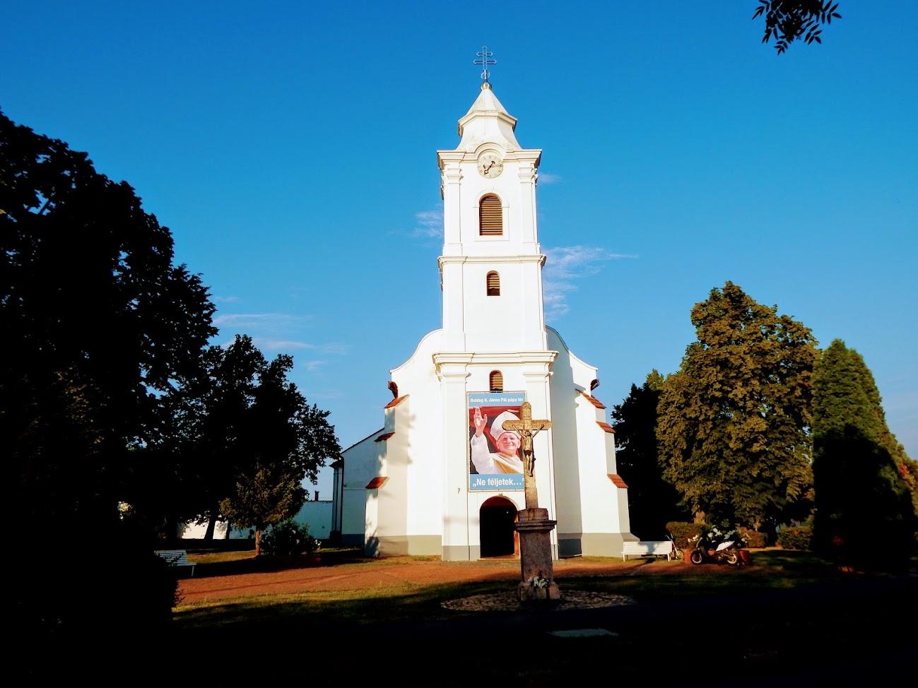Marcali - Gyümölcsoltó Boldogasszony rk. templom