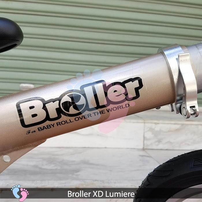 Xe đạp cho bé Broller XD Lumiere ss 15