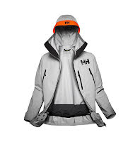 Elevation Infinity Shell Jacket Grey Fog Herr (20/21)