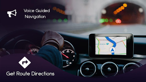 GPS, Maps, Navigations & Route Finder 1.8 screenshots 10